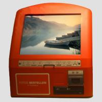 Buy cheap Digital Invoices Printing, Card Issuing, Multi-Media Input / Output Wall Mount Kiosk from wholesalers