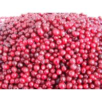Buy cheap IQF Individual Quick Freezing Wild / Cultivated Type Lingonberry / Cow Berry from wholesalers