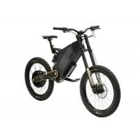 Buy cheap Steel Frame Stealth Bomber Electric Bike 3000w With 72v Lithium Battery from wholesalers