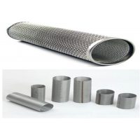 Buy cheap High Efficiency Filtration 250mm diameter Stainless Steel Filter Mesh Tube from wholesalers