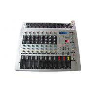 Buy cheap Professional 16 Channel dj controller mixer 4 Aux with USB / SD from wholesalers