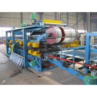 EPS Sandwich Panel Production Line 28KW For Insulation Panel
