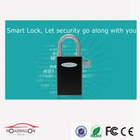 Buy cheap Mini Global Real Time GPS Car Tracker GPS Padlock For Container with Quadband Waterproof from wholesalers