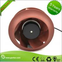 Buy cheap Air Purification DC Centrifugal Fan Impeller / 12V Brushless DC Fan Variable Speed Control from wholesalers