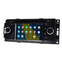 Buy cheap 2007 Jeep Patriot Navigation System , 16GB Hard Disk Miracast & Airplay Jeep DVD Player from wholesalers