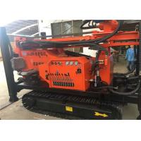 Buy cheap Red Color ST-600 Deep Hole Water Well Drill Rig For Geotechnical Investigation from wholesalers