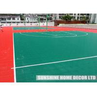 Buy cheap Portable Arena Floors / Portable Basketball Floors For Indoor Basketball Courts from wholesalers