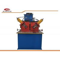 Buy cheap Different Size Color Steel Double Metal Stud And Track Roll Forming Machine from wholesalers