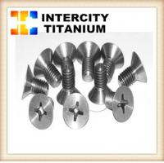 Buy cheap China titanium fastener manufacture DIN912/DIN933/DIN934 for GR2 titanium bolt/titanium screw from wholesalers