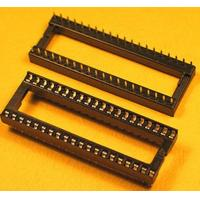 Buy cheap IC socket, 40 pin DIP wide round IC socket, from wholesalers