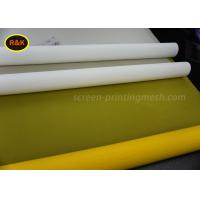 Buy cheap Nice Appearance Monofilament Screen Printing Mesh For T - Shirt Low Elongation from wholesalers