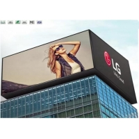 Buy cheap Outdoor Led Screen Hire Outdoor Display Full Color Led Display Board Digital Commercial P8 Advertising LED Screens from wholesalers