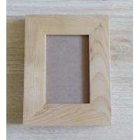 Buy cheap Alder wood frames, wooden photo frames, shadow frames from wholesalers
