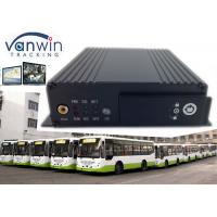 Buy cheap 4CH / 8CH Wifi 3G Mobile DVR Full HD 1080P AHD MDVR  for BUS from wholesalers