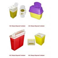 Buy cheap T Series Disposable Medical Waste Sharps Disposal Containers PP Plastic Material from wholesalers