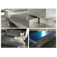 Buy cheap T651 T6 Aluminum Sheet Metal , 14 Gauge Aluminum Sheet Metal AlZn5.5MgCu from wholesalers