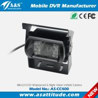 Buy cheap High Resolution Sony CCD Night Vision 12V Car Rear View Camera For Bus/Truck/Trailer DVR from wholesalers