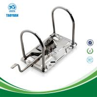 Buy cheap metal lever arch mechanism&folder clip from wholesalers