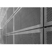 Buy cheap Aluminum Perforated Screen Facade With Round / Slot Hole Or Hexagonal Hole from wholesalers