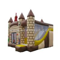 Buy cheap Hot sale CE kids inflatable cheap bounce house from wholesalers