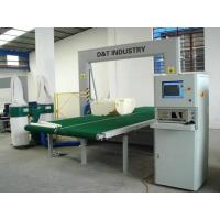Buy cheap Digital CNC Computerized PU Foam Cutting Machine With Wireless Remote Control product