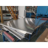 Buy cheap 1100 Aluminum Plain Sheet Size 1220 X 2440 X 1mm Thick from wholesalers