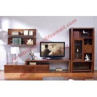 Buy cheap Classic Design Solid Wood Material TV Stand for Wall Unit in Living Room product