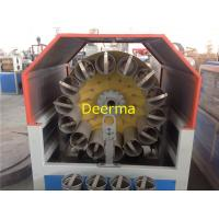Buy cheap High Output Plastic Pipe Extrusion Line For PVC Braided Reinforced Garden Hose from wholesalers