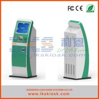 Buy cheap Bill Digital Pay Kiosk With Touch Screen Kiosk from wholesalers