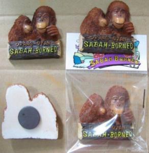 China Poly Resin Fridge Magnet on sale