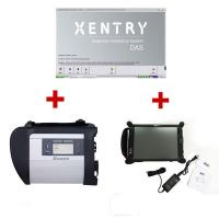 Buy cheap Mercedes sds C4 scanner with xentry 2016.5 installed EVG7 Tablet from wholesalers