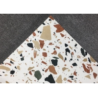 Buy cheap Polished​ 15mm Terrazzo Wall Tiles With Colorful Glass Flakes from wholesalers