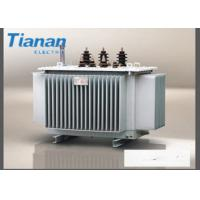 S11 Electric Oil Immersed Power Transformer Core Type Industrial Power Transformer