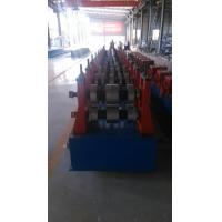 Buy cheap Professional Automatic Highway Guardrail Roll Forming Machine 380v 3 Phase 50hz Two Waves product