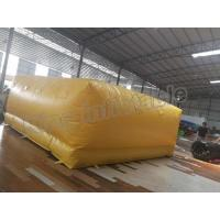 Buy cheap Giant Outdoor And Indoor Inflatable Jumping Bed For Sport Games Use from Wholesalers