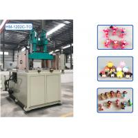 Buy cheap 24 Cavities Multi Color Injection Molding Machine For Plastic Toys Figurine from wholesalers