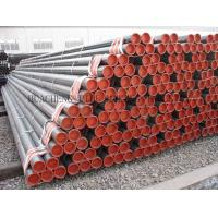 Buy cheap Cold Drawn Seamless Alloy Steel Tube ASTM A21 , Beveled Boiler Steel Tubes 0.8 mm - 15 mm Thick from wholesalers