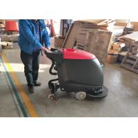 Buy cheap Hand Push Commercial Floor Cleaning Equipment Dryer Not For Carpet from wholesalers