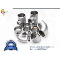 Buy cheap Seamless / Weled Flange And Pipe Fittings Hastelloy C 276 Material from wholesalers