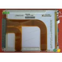 Buy cheap Normally White LTM08C343S TOSHIBA Industrial LCD Displays 170.4×127.8 mm 70 262K CCFL TTL from wholesalers