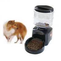 Automatic Timed Food Dispenser For Dogs