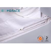 Buy cheap PTFE filter media Bag filter bags High temperature dust filter from wholesalers