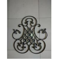 Buy cheap wrought iron panels design for stairs(BL8280) from wholesalers