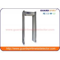 Public Security Gun , Knife Checking Walk Through Security Metal Detectors XYT2101S