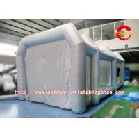 Buy cheap Promotional Inflatable Spray Booth Car Spray Bake Paint Waterproof Grow Tent from wholesalers