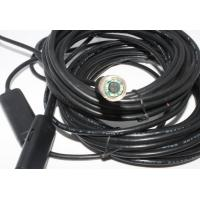 Buy cheap 15M Waterproof Sewer Pipe Inspection Video Cameras with 4 Led with 640x480 Resolution product