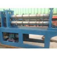 Buy cheap 0.3mm - 3mm Accessory Equipment Galvanized Color Steel Coil Slitting And Cut To Length Machine from wholesalers