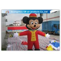 Buy cheap Colorful Mickey Mouse Inflatable Christmas Decorations Adult Costume For Party from wholesalers