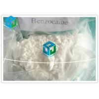 Buy cheap Benzocaine Topical Ester Local Anesthetic Drugs For Fever Reducing / Pain Killing from wholesalers