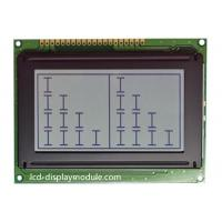 Buy cheap LED White LCD Display Module Resolution 128 x 64 6800 Series Interface from wholesalers
